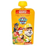 Pumpkin Tree Paw Patrol Mighty Mango Organic Mixed Fruit Squeeze Pouch, 3.5 Oz. (Pack Of 10), 35 Ounce