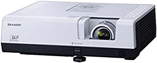 SHARP PG-D2510X High Definition 2500 Lumen 3D Ready DLP Projector