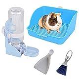 Rabbit Litter Box Small Animal Toilet Bunny...