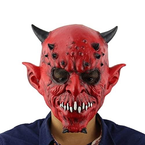 Mascara Halloween Payaso, Mscara Payaso Mascara de Ltex Terror Realista Careta de Payaso Aterrador para Disfraz de Adulto Halloween Carnaval Fiesta de Disfraces,Style 14