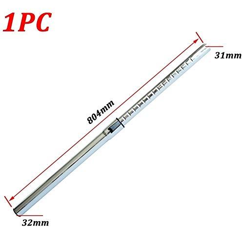 NO LOGO LSB-Reiniger Rohr, 1pc 32mm / 35mm Replacement Extension Tube Rohr Schlauch for Samsung Philips Electrolux Roboter-Staubsauger Ersatzteile Befestigung (Größe : 32mm)