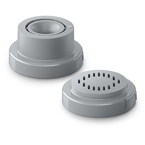 Philips Kitchen Philips Compact Pasta Maker 2-in-1 Accessory, One Size, Gray