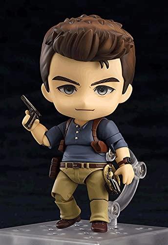 Rampo Uncharted 4 :Nathan Drake Figure Nendoroid Statue Hobbies