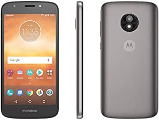Motorola Moto E5 Play 5.2in XT1921-3 T-Mobile 16GB Smartphone Android - Silver (Renewed)