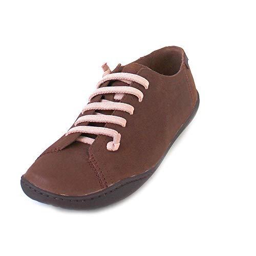 CAMPER Damen Peu Sneaker, Braun (Medium Brown 210), 35 EU