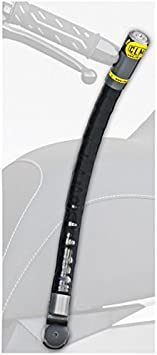Antirrobo de manillar 5726195 chic con soporte fix para SCOOTER SCOOPY SHI 125/150 Año 2005-2008