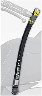 CLM Antirrobo de Manillar Chic con Soporte Fix para Aprilia Sx Max 125 /Gilera Nexus 250/500 06-09