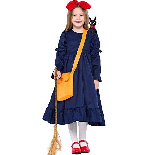 XYL Kostuum Cosplay Party aankleden Outfit/Fairy Tales/Fancy Party Jurk Kinderen kostuums jurken heksen