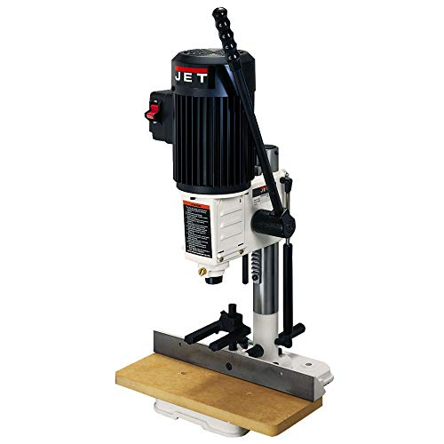Jet Bench Mortiser, 1/2 HP, 120V, 1/2' Cap.
