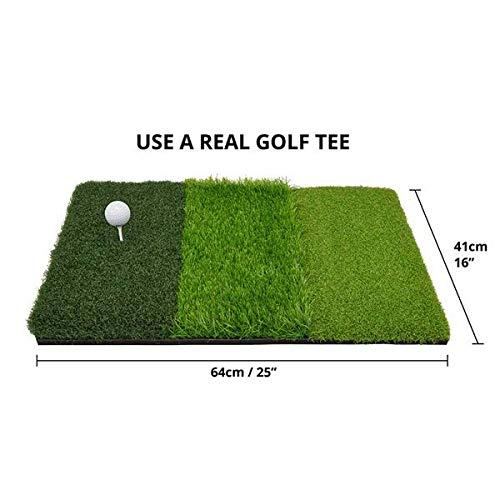 Longridge 3 Turf Golf Practice Mat, Green