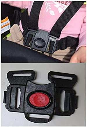 BOB STRIDES Baby Child Stroller 5 Point Buckle Clip Replacement Safety Parts NEW