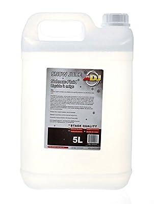 American DJ 1223200004 Snow Fluid 5 Liter Effect Machine Fluids