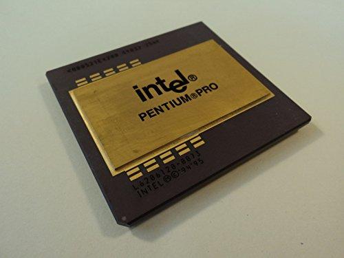 インテルPentium Proチップ200MHz CPU 66MHz 387ピンソケット8kb80521ex200sy032256K