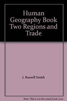 Hardcover Human Geography Book Two Regions and Trade Book