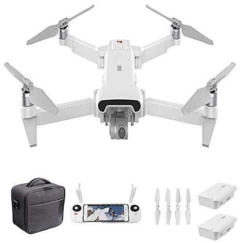 Fimi X8 SE 2020 Fotocamera Drone Più Combo Pieghevole Design Portatile Drone Portatile 3 Asse Gimbal 4K Camera HDR Video GPS 70mins Tempo di volo Tempo di volo Elicottero professionale RC Drone