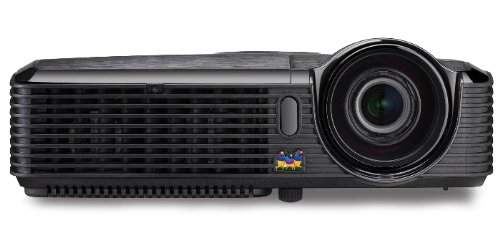 ViewSonic PJD5223 XGA DLP Projector – 2700 Lumens, 3000:1 DCR, 120Hz/3D Ready, Speaker