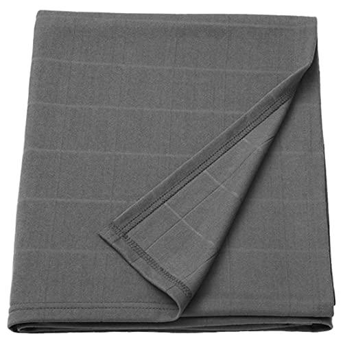 Digital Shoppy IKEA Throw, Dark Grey, 120x170 cm, (47x67 )