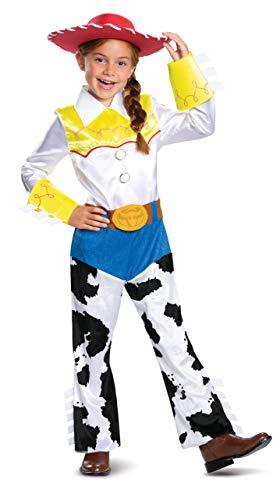 Disney Pixar Jessie Toy Story 4 Deluxe Girls' Costume