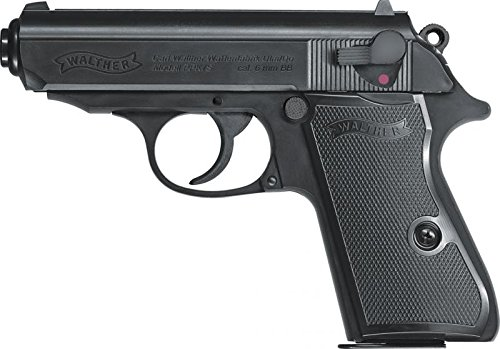Walther PPK/S Airsoft Pistola Negro, One Size