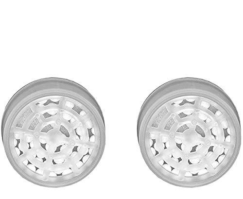 pureaction Ersatz Dusche Filter Patronen für Wasserenthärter Dusche Kopf–2Stück (1Jahr Netzteil)