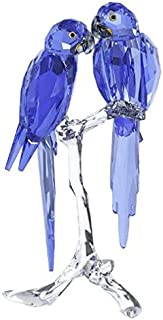 Swarovski SCS Hyacinth Macaws 5004730 Annual Edition 2014 New 100 % Authentic