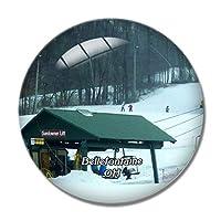 ベルフォンテーヌマッドリバーマウンテンオハイオ州米国冷蔵庫マグネットホワイトボードマグネットオフィスキッチンデコレーション