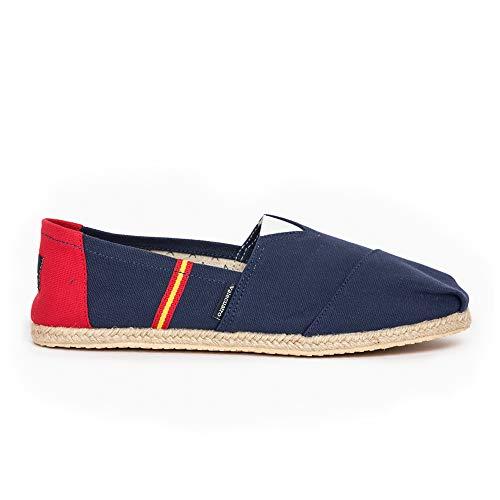 Klassischer Herren-Schuh Typ Sparto, Blau - marineblau - Größe: 40 EU