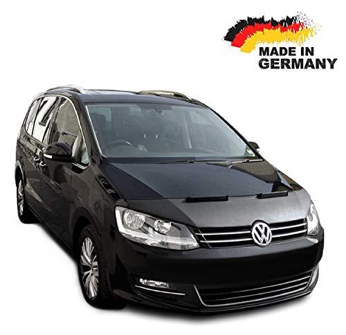 Black Bull Haubenbra für VW Sharan 2 Steinschlagschutz Motorhaubenschutz Automaske