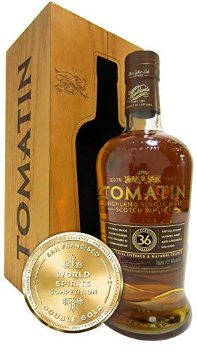 Tomatin - Highland Single Malt Batch #3-36 year old Whisky
