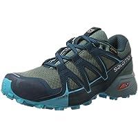 Salomon Speedcross Vario 2 GTX Trail, Calzado Running para Mujer, Azul (Arctic/North Atlantic/Blue Bird), 36 2/3 EU