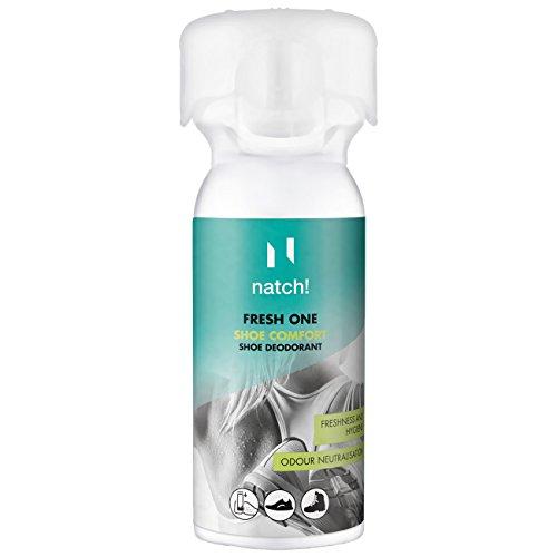 natch! FRESH ONE Schuh Deo Spray Schuhdeodorant, Transparent, 100.00 ml 105. Grams 100. ml