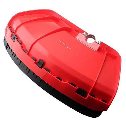 OSISTER7 Freischneiden-Schutz, universeller Kunststoffschutz für Motorsense mit 26 und 28 mm Durchmesser