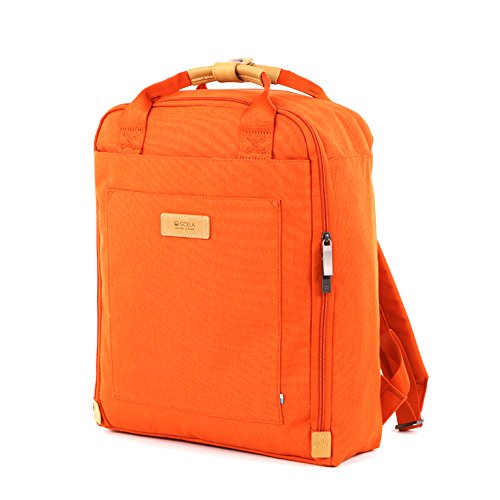 GOLLA BAGS Original Rucksack, 16.3 Liter, Orange