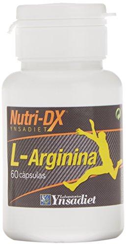Nutri-Dx L Arginina - 60 Cápsulas