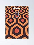 guyfam The Shining Poster - Best Gift for Your Parent and