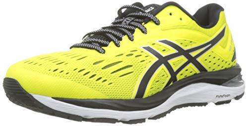 Asics Gel-Cumulus 20, Zapatillas de Running para Hombre, Amarillo (Lemon Spark/Black 750), 48 EU