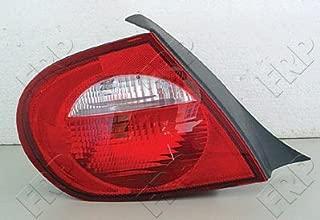 Action Crash Value Left Tail Light Assembly CH2800151V