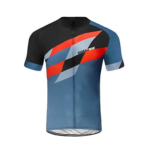 Uglyfrog Radtrikot Männer Mountain Bike Trikot Shirts Kurzarm Rennrad Kleidung MTB Tops Sommer Sommer Kleidung