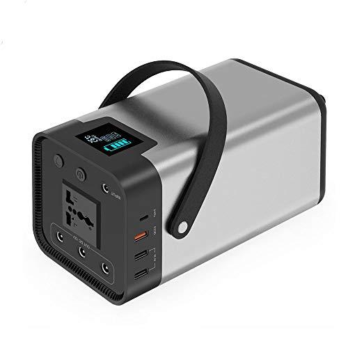 ROZIN Banco De Energía 54000Mah Batería Externa AC DC USB Tipo-C Multi-Salida Generador Portátil para Ventilador De TV Refrigerador De Coche Portátil Etc