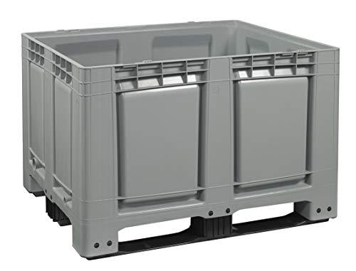 Palettenbox LxBxH: 1200 x 1000 x 790 mm...