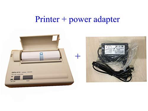 DPU-414-50B-E/DPU-414-40B-E/DPU-414-30B-E Miniature Thermal Printer DPU414 spot (Printer + Power Adapter)