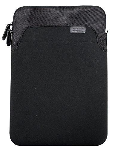 Acer Tablet Tasche / Protective Sleeve (geeignet für alle 12 Zoll - 12,5 Zoll Tablets und 2-in-1s, Neoprene Sleeve Pro, universelle Schutzhülle) schwarz