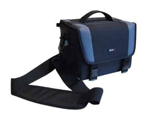 GEM N100114SIGMA Estuche para cámara fotográfica - Funda (Funda de protección, Sigma, SD1, SD15, Tirante para Hombro, Negro, Gris)