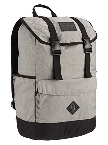 Burton Outing Backpack, Gray Heather New, One Size