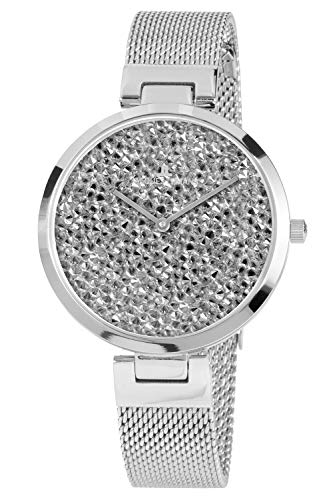 Jacques Lemans Damen-Armbanduhr Milano 1-2035H