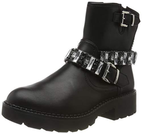 Buffalo Damen Fallon Stiefeletten, Schwarz (Black 001), 39 EU