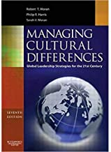 Managing Cultural Differences Global Leadership Strategies for the 21st Century Seventh Edition by Robert T. Moran - Paperback