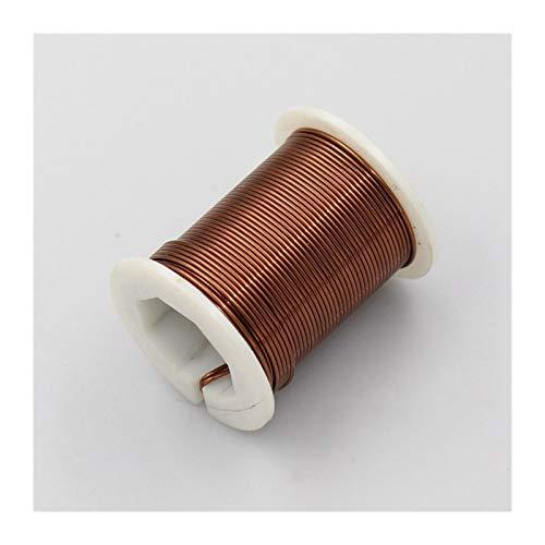 MJS Joyería Wire 0,2/0,3/0,4/0,5/0,6/0,8/1,0 mm Diámetro del Alambre de Cobre for DIY Metal Crafts Accesorios Granos del Alambre Instrument Strings