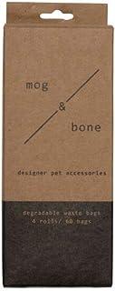 Mog & Bone Waste Bags, Grey