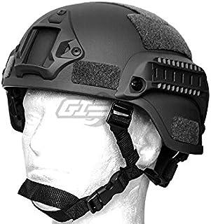 Lancer Tactical MICH 2000 SF Helmet (Black)